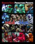 RvB Season 12 GTA Style Poster