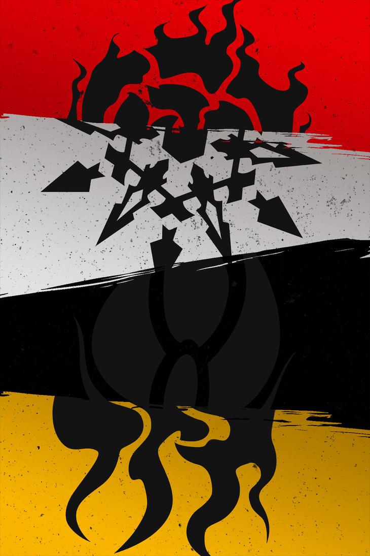 RWBY Emblems HD Wallpaper By DanTherrien101