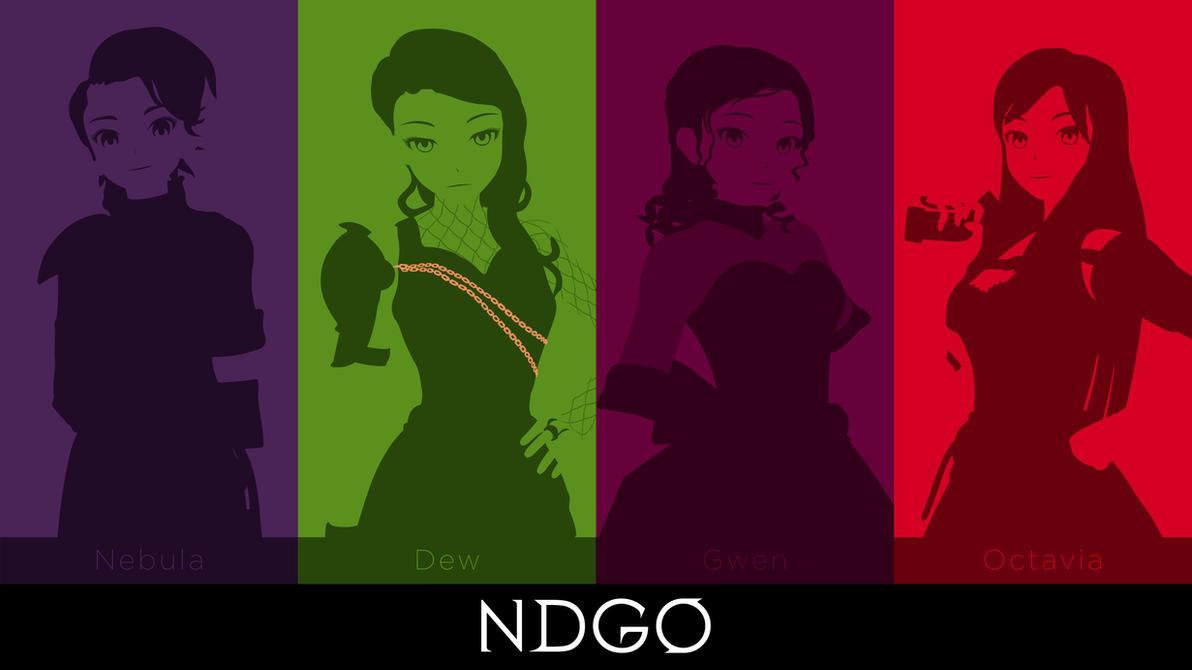 Team NDGO Wallpaper by DanTherrien101