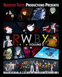 RWBY Volume 3 GTA Style by DanTherrien101