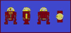 R2-BST, Adira Blackstar's Astromech Droid
