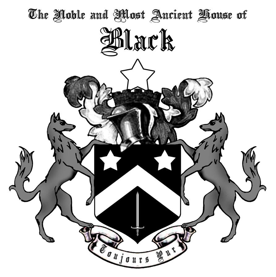 The Black Family Crest By The Savage Nymph On Deviantart