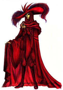 La Mort Rouge