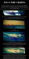 How to make a keyblade