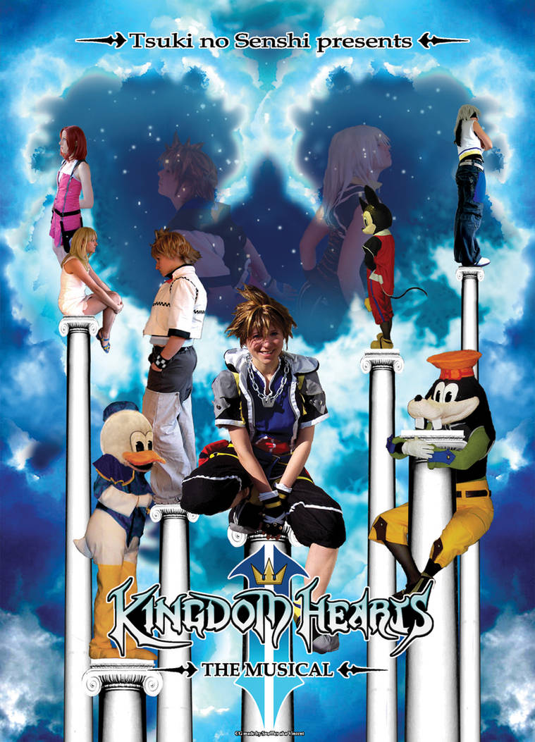 Kingdom Hearts Ii Final Mix By The Savage Nymph On Deviantart