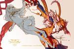 Digimon Adventure Tri Chapter 3 fan art draft