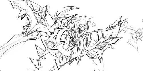 Diablomon X sketch