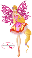 Stella butterflix couture