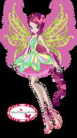 Roxy Butterflix (2th version wings) by HimoMangaArtist