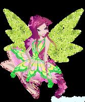 Roxy Butterflix by HimoMangaArtist