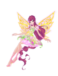 Commission:  Roxy Butterflix