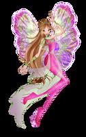 Flora Dreamix by HimoMangaArtist