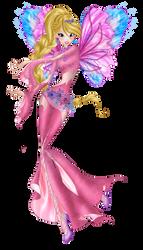 COM: Merllia Onyrix Couture by HimoMangaArtist