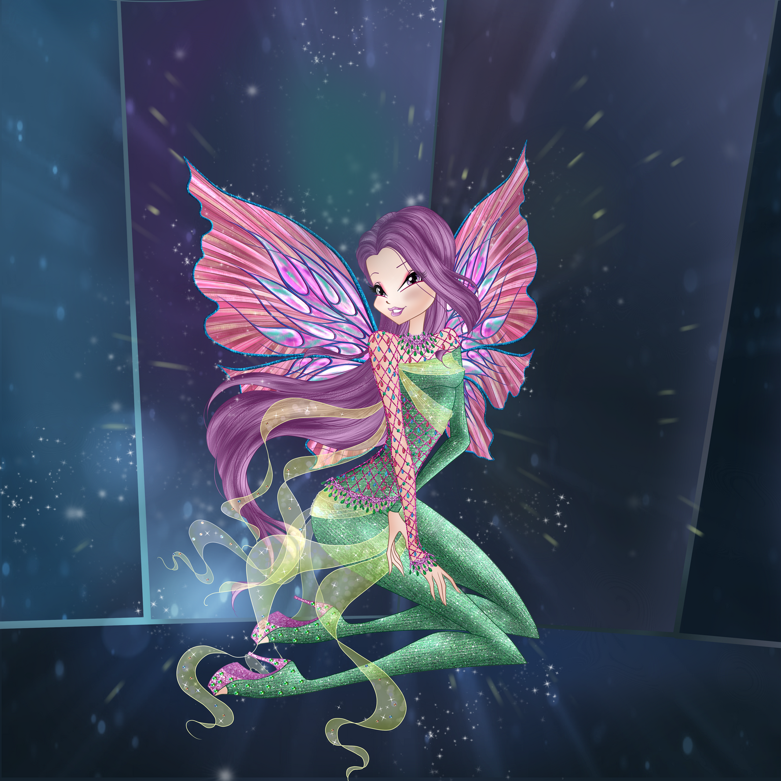 Aria Dreamix Couture by HimoMangaArtist