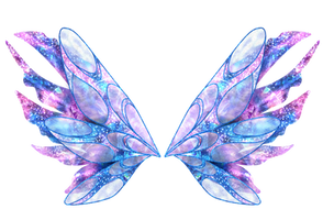 Bloom Hesperix Wings by HimoMangaArtist