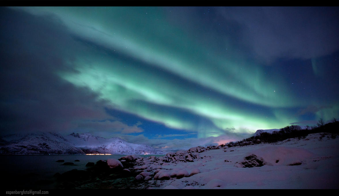Aurora Borealis by berg77