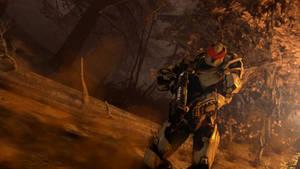 custom soldier bio: Advanced Locust drone. by zOMG-a-DropBear