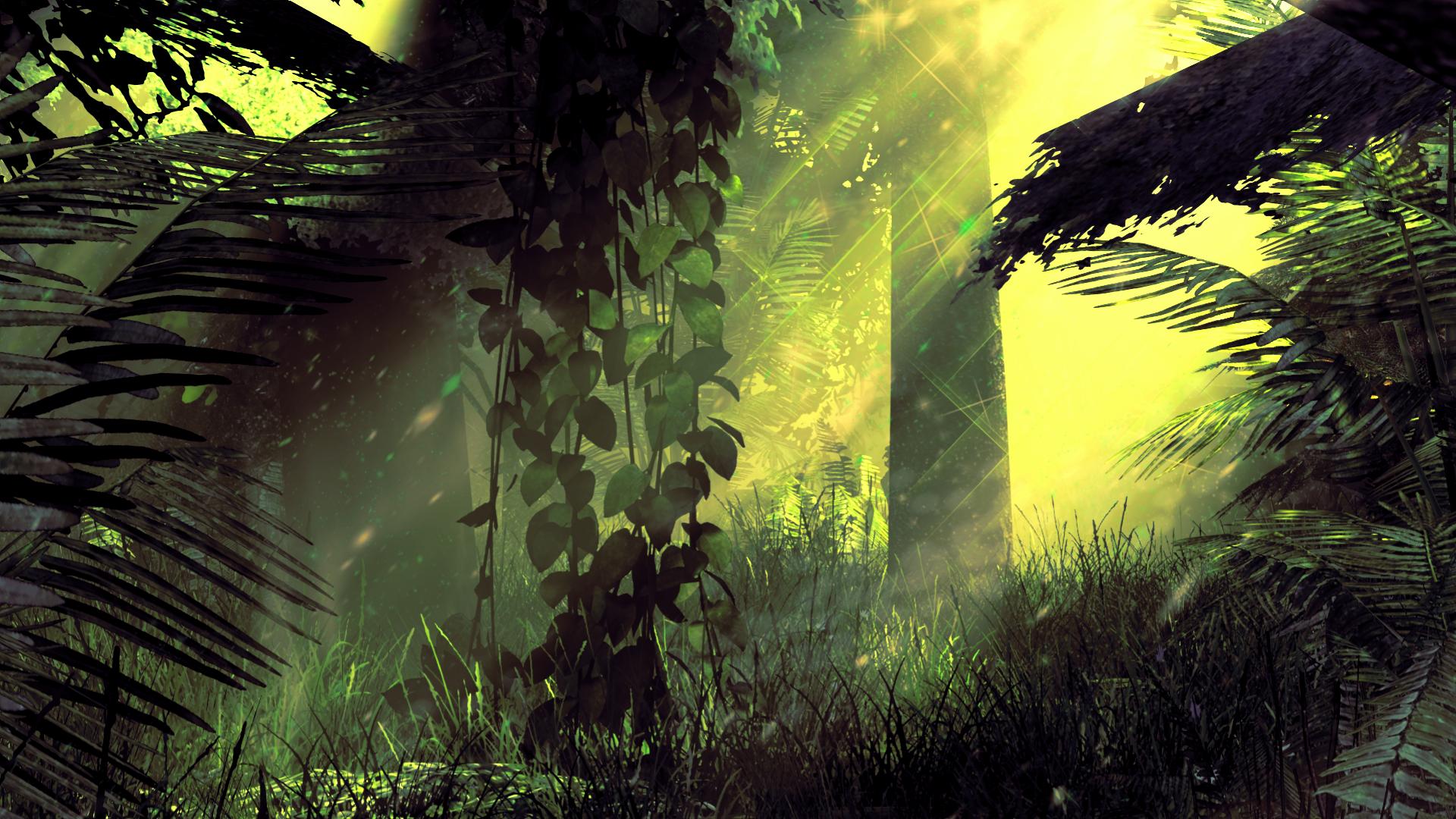 Forest by zOMG-a-DropBear