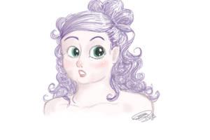 Violette by pikinanou