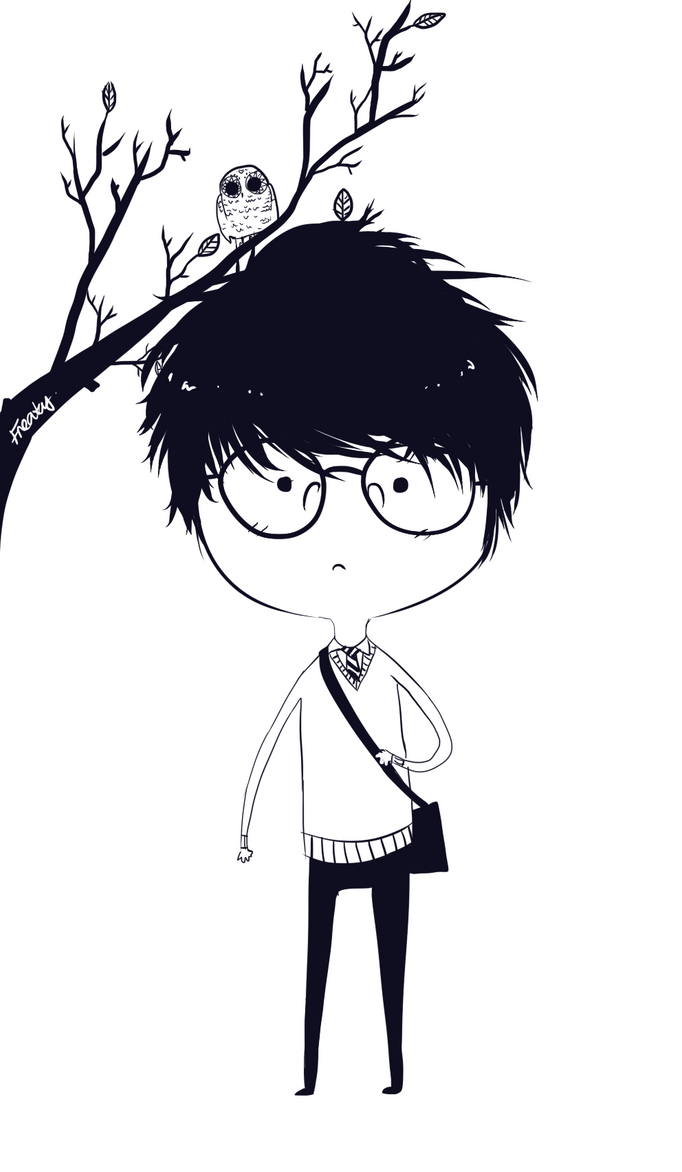 Harry Freakin Potter. by MagicalSockOfMagic
