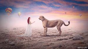 A Chance Meeting by Mabelle-Elise