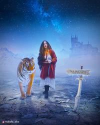 Far Far Away by Mabelle-Elise
