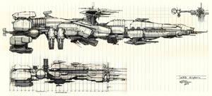 Aliens: Colonial Marines - USS Sephora Redesign