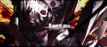 Tokyo Ghoul - Kaneki Ken (Again) by Nirvaxstiel