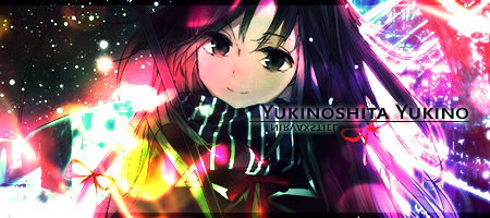 Yukinoshita Yukino by Nirvaxstiel