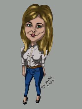 Caricature2-D by Krosh270