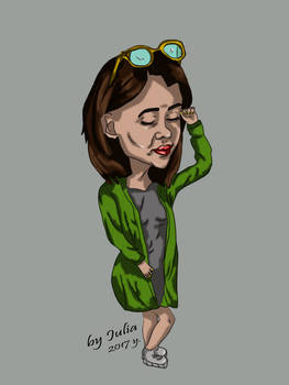 Caricature6-D by Krosh270