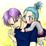Trunks and Bra