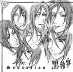 Sketch Collection :: Sebastian