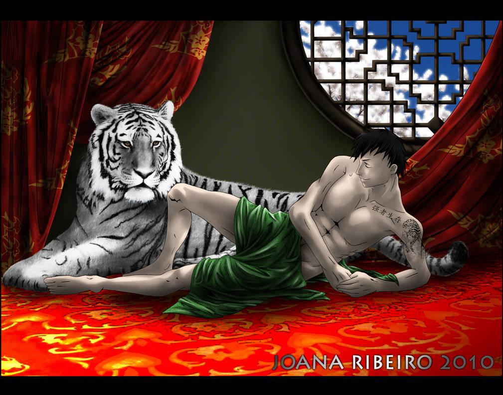 Lau :: Year of the Tiger