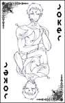 Kuroshitsuji Joker - Lineart