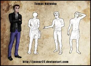 Char Sketch :: Tomas Noronha