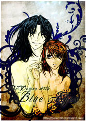 The Demon with Blue Eyes :: Cover