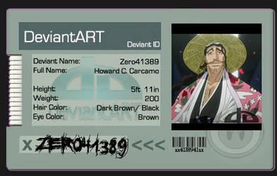 Zero41389 ID by Oni-Sol