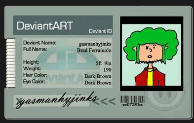 Gasman ID by Oni-Sol