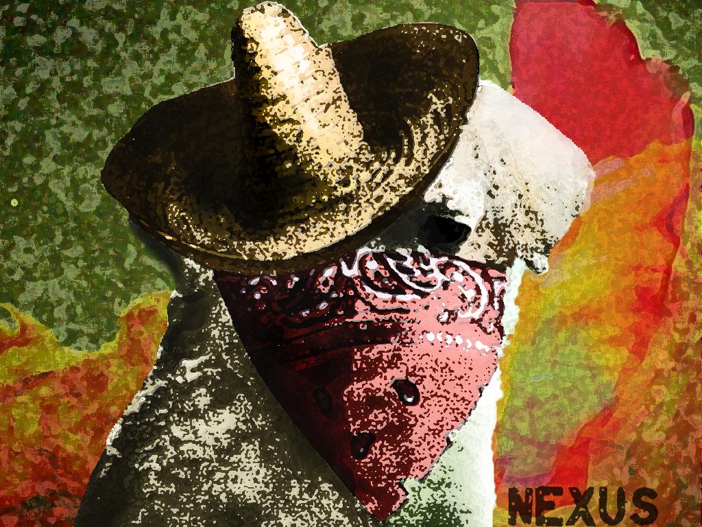 Cowboy dog- Perro ranchero by JONATELLODRAWER
