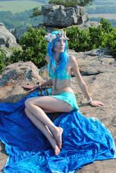 blue mermaid 9