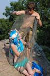 mermaid and fisherman 4