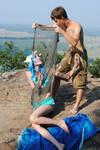 mermaid and fisherman 5