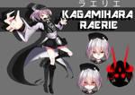 [Character Design]-Kagamihara Raerie