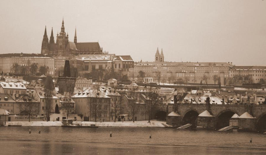 Old Prague by A-Movement