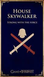 skywalker by Lokiable