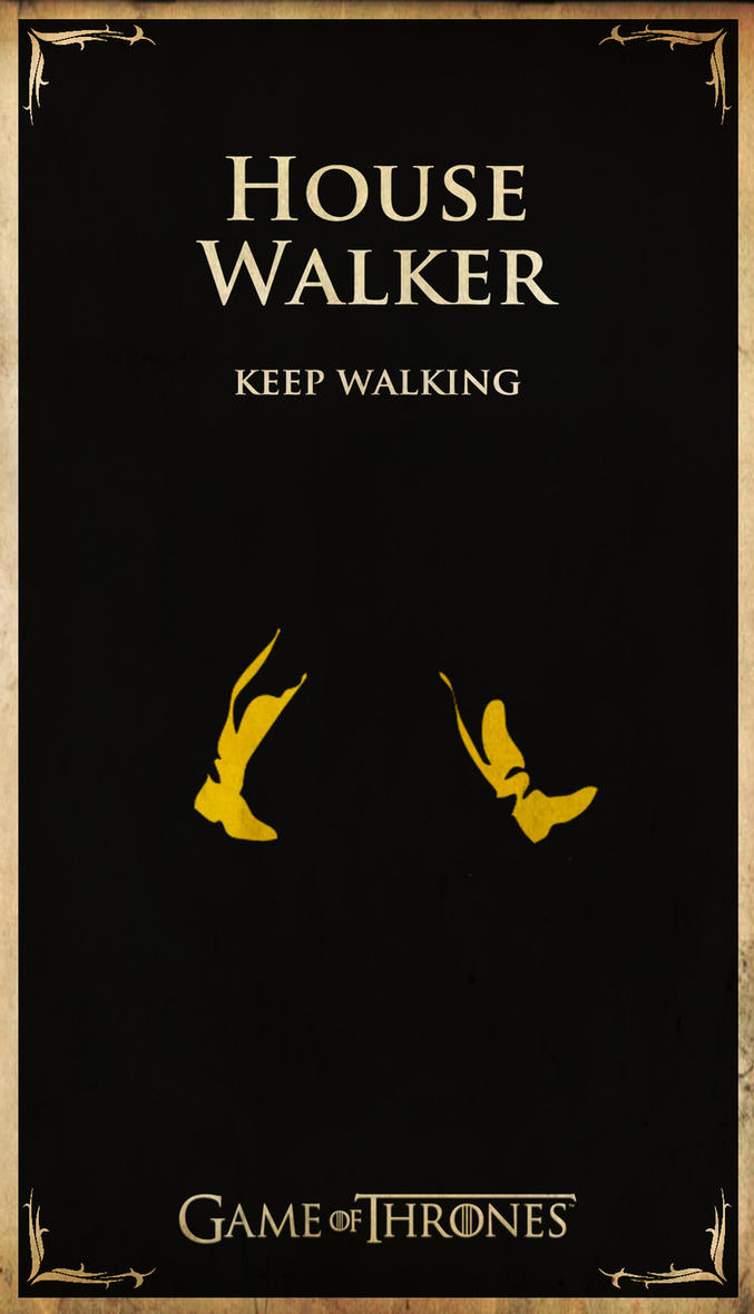 walker by Lokiable
