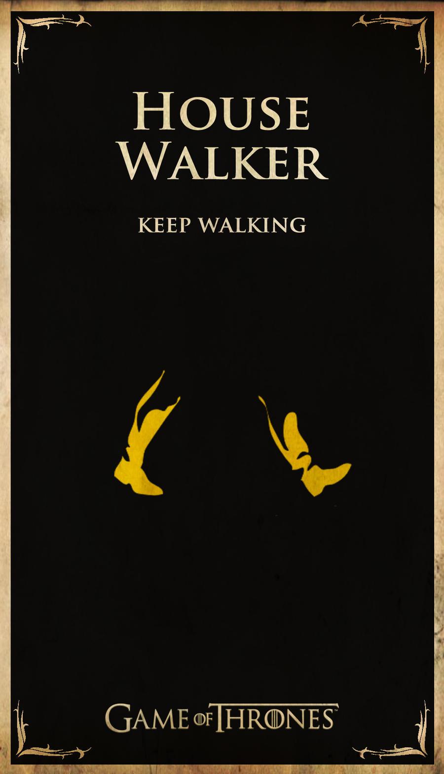 walker by Lokiable
