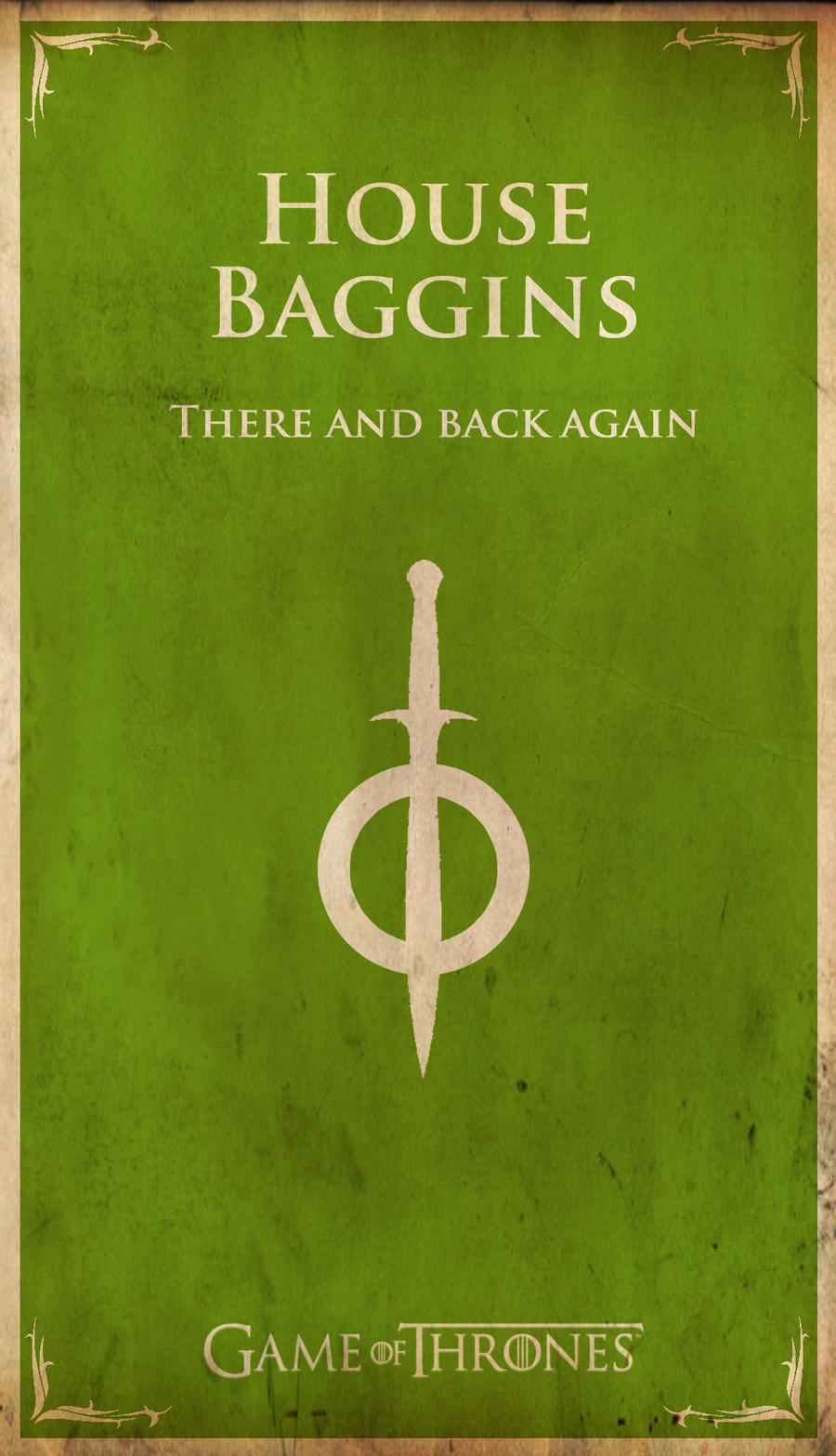 baggins by Lokiable