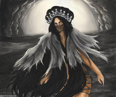 Daughter of the Night by MonAshk